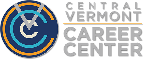 The Logo for the Central Vermont Career Center